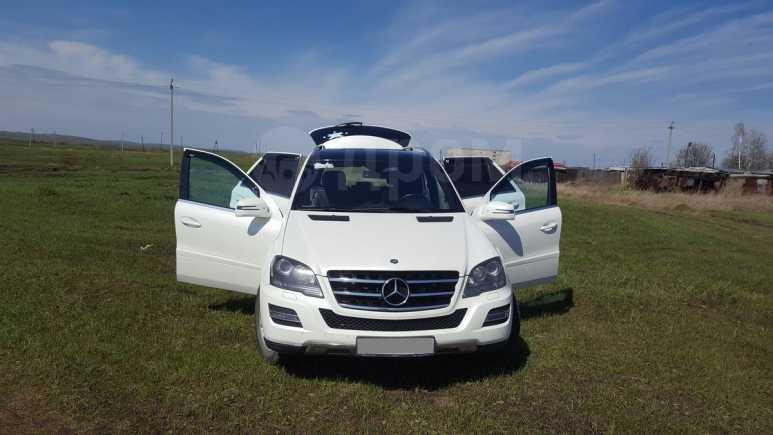 Mercedes-Benz M-Class, 2011 год, 1 145 000 руб.