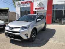 Севастополь Toyota RAV4 2018