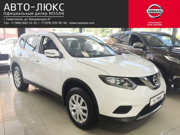 Nissan X-Trail, 2018 год, 1 529 000 руб.