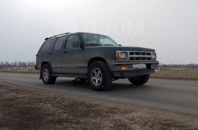 Chevrolet Blazer, 1992 год, 490 000 руб.