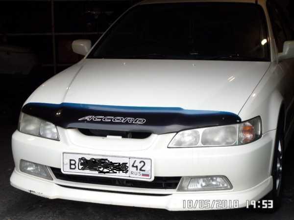 Honda Accord, 2002 год, 285 000 руб.