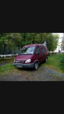 ГАЗ 2217 Баргузин, 2003 г., Челябинск