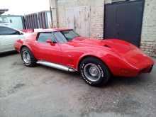 Москва Corvette 1981