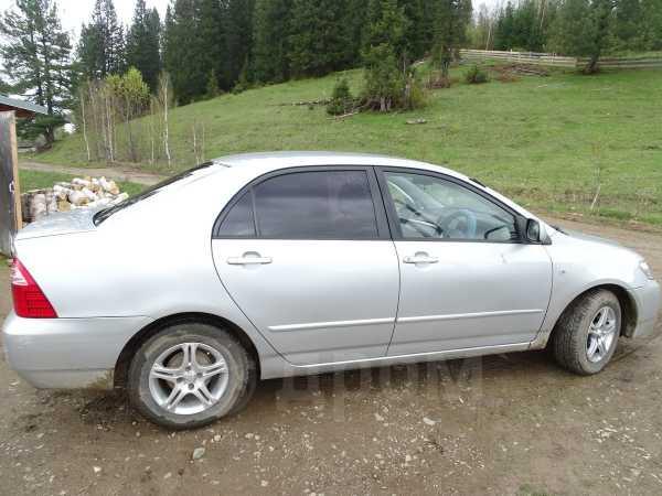 Toyota Corolla, 2004 год, 349 000 руб.