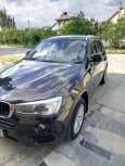 BMW X3, 2016 год, 2 400 000 руб.