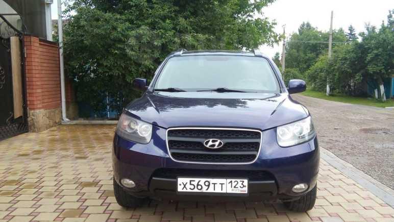 Hyundai Santa Fe, 2007 год, 585 000 руб.
