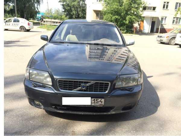Volvo S80, 2005 год, 300 000 руб.