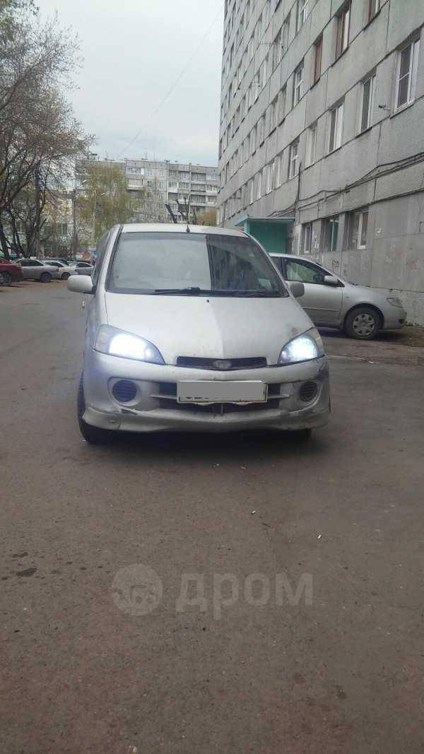 Daihatsu YRV, 2000 год, 130 000 руб.