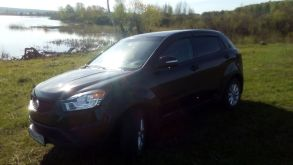 SsangYong Actyon, 2015 г., Уфа