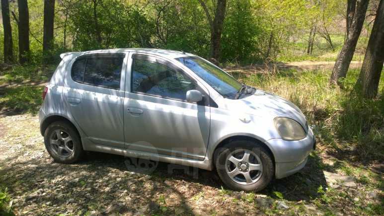 Toyota Vitz, 2002 год, 215 000 руб.