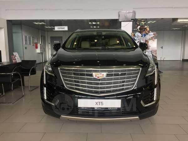 Cadillac XT5, 2017 год, 3 640 000 руб.