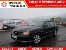 Chevrolet Evanda, 2005 г., Кемерово