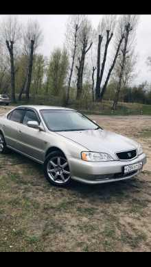 Honda Inspire, 2000 г., Красноярск