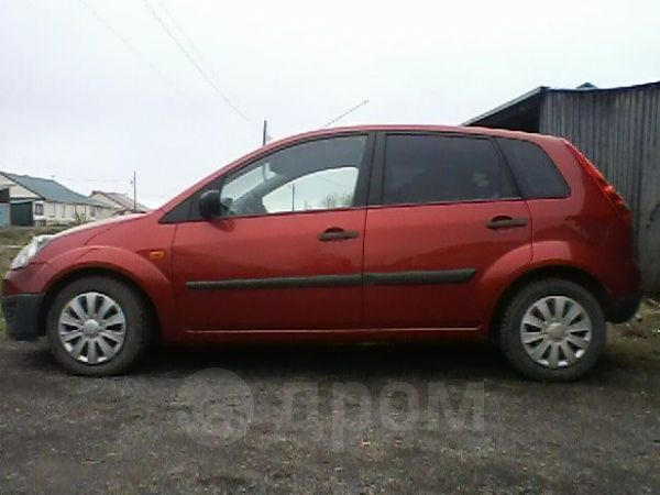 Ford Fiesta, 2008 год, 285 000 руб.