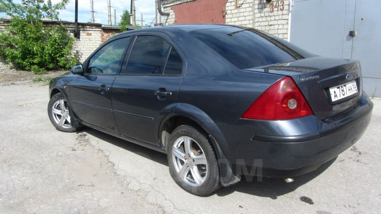 Ford Mondeo, 2001 год, 185 000 руб.