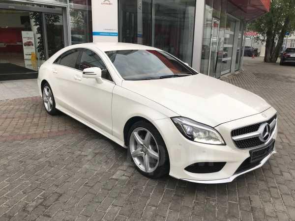 Mercedes-Benz CLS-Class, 2016 год, 2 980 000 руб.