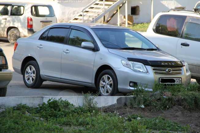 Toyota Corolla Axio, 2008 год, 430 000 руб.