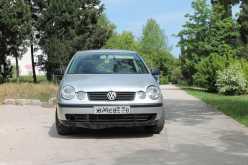 Volkswagen Polo, 2003 г., Севастополь