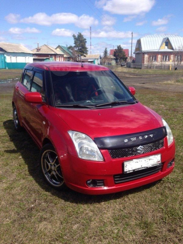 Suzuki Swift, 2006 год, 300 000 руб.