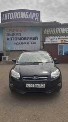 Астрахань Focus 2014