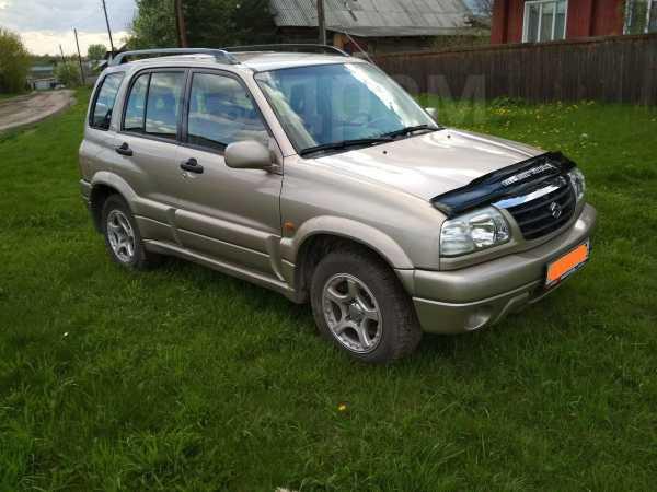 Suzuki Grand Vitara, 2005 год, 525 000 руб.