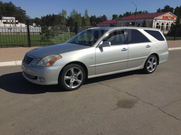 Toyota Mark II Wagon Blit, 2002 год, 400 000 руб.