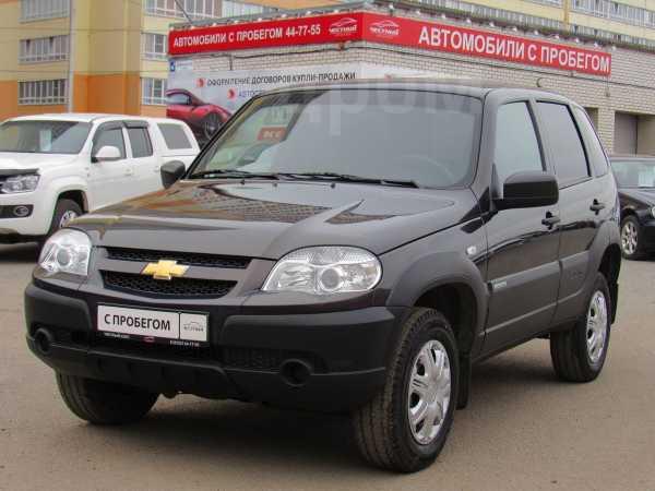 Chevrolet Niva, 2016 год, 529 000 руб.