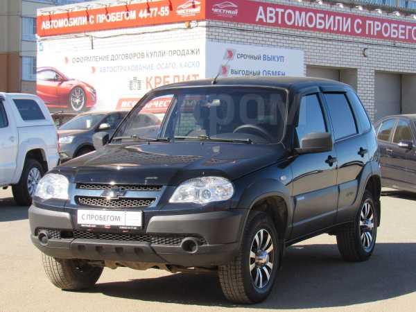 Chevrolet Niva, 2014 год, 429 000 руб.