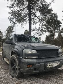 Сургут TrailBlazer 2008