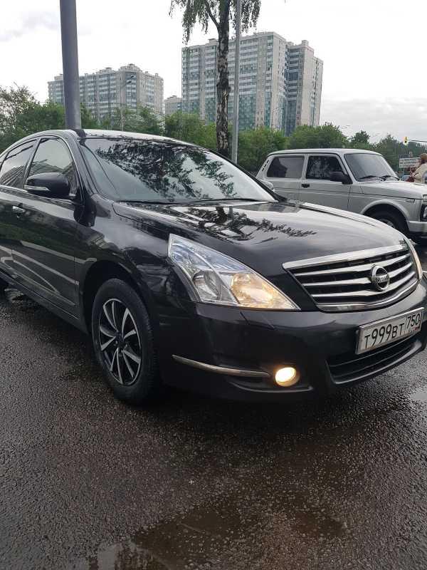 Nissan Teana, 2012 год, 699 000 руб.
