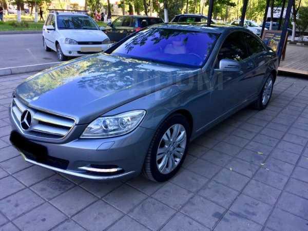 Mercedes-Benz CL-Class, 2013 год, 3 500 000 руб.