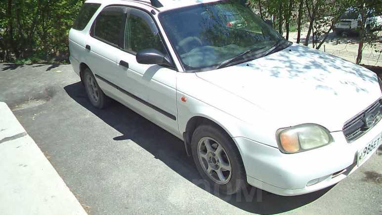 Suzuki Cultus, 1999 год, 140 000 руб.