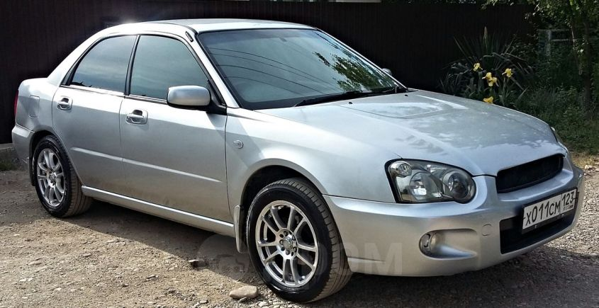 Subaru Impreza, 2005 год, 268 000 руб.