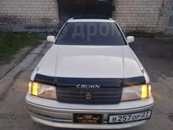 Toyota Crown, 1997 год, 265 000 руб.