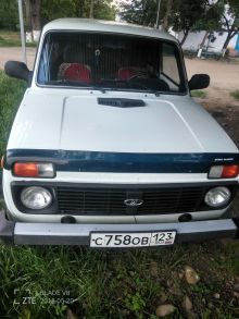 Лабинск 4x4 2121 Нива 2011