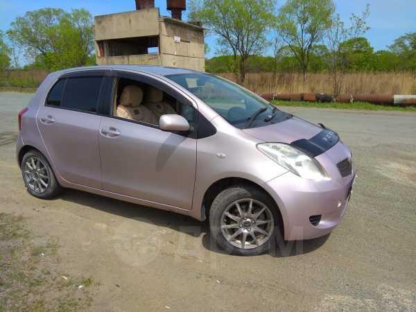 Toyota Vitz, 2006 год, 285 000 руб.