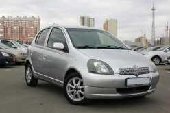 Toyota Yaris, 2001 г., Челябинск