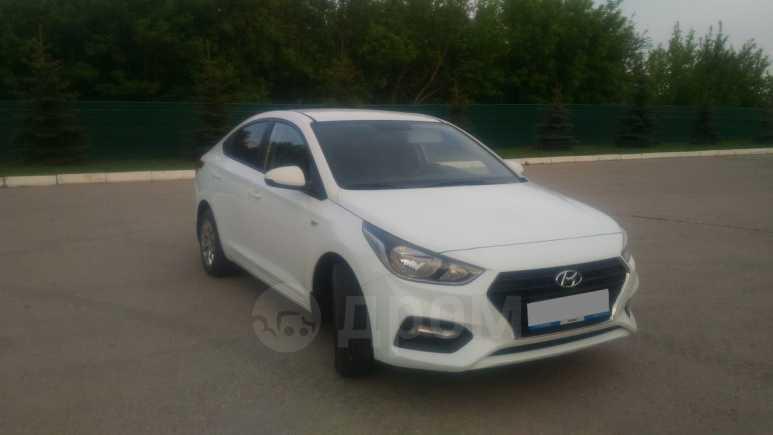 Hyundai Solaris, 2017 год, 685 000 руб.