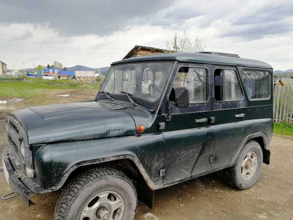 УАЗ Хантер, 2007 год, 280 000 руб.