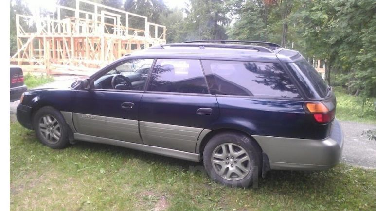 Subaru Outback, 1999 год, 490 000 руб.