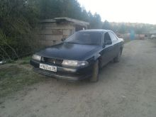 Саянск Carina ED 1991
