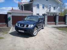 Nissan Pathfinder, 2008 г., Барнаул