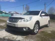 Subaru Outback, 2012 г., Новосибирск