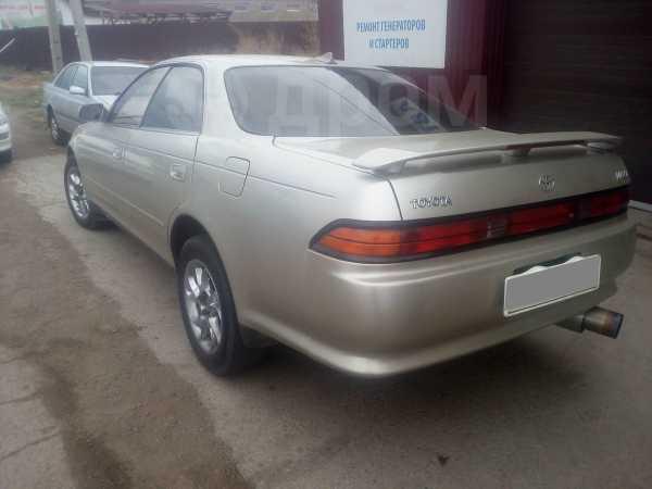 Toyota Mark II, 1993 год, 218 000 руб.