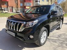 Toyota Land Cruiser Prado, 2016 г., Новосибирск