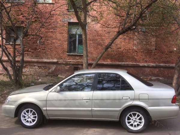 Toyota Soluna, 2000 год, 155 000 руб.