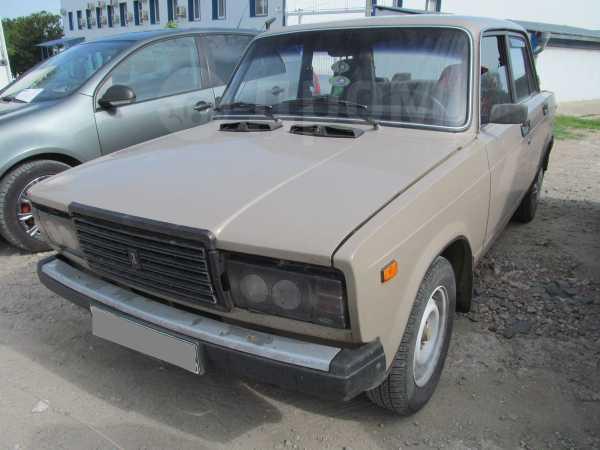 Лада 2107, 1986 год, 48 000 руб.