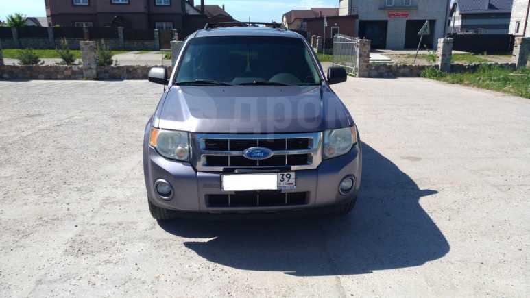 Ford Escape, 2008 год, 495 000 руб.