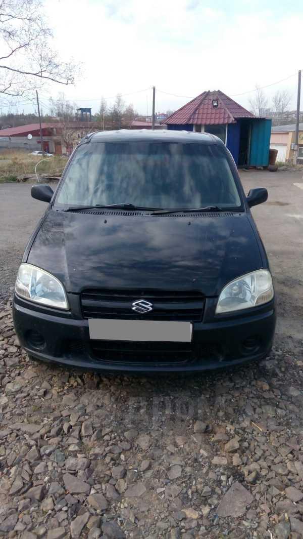 Suzuki Swift, 2002 год, 205 000 руб.