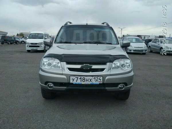 Chevrolet Niva, 2012 год, 415 000 руб.